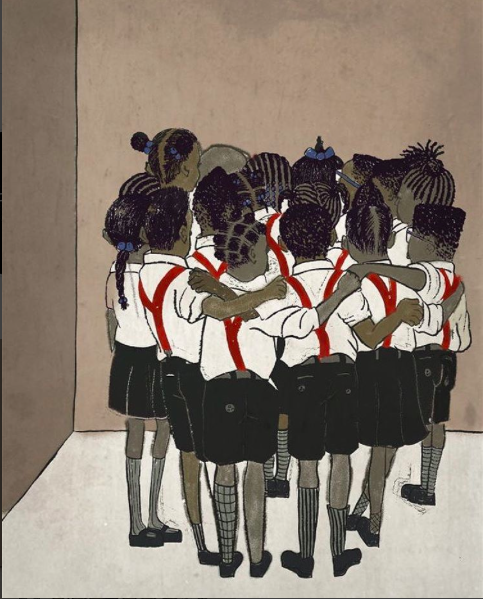 girls-huddle