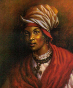 Women of Haitian Rev1