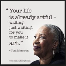 you life is artful...