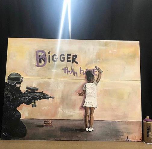 Bigger than Hate